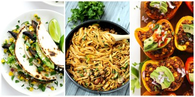 10 Easy Weeknight Dinner Recipes - Fast Healthy Meal Ideas