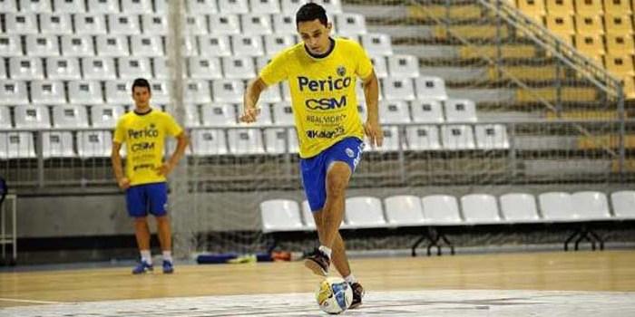 Jaraguá Futsal enfrenta Joaçaba pelo Estadual