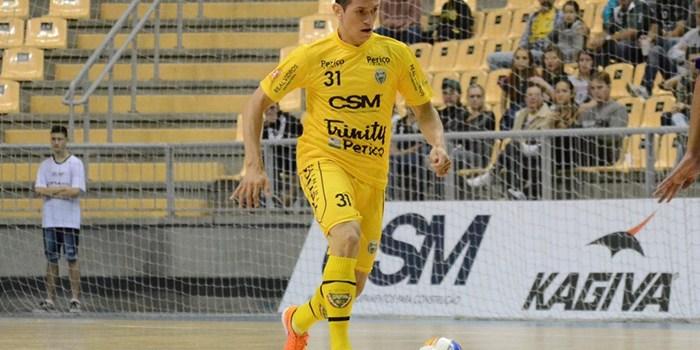 Jaraguá Futsal recebe Floripa e quer se manter líder no Catarinense