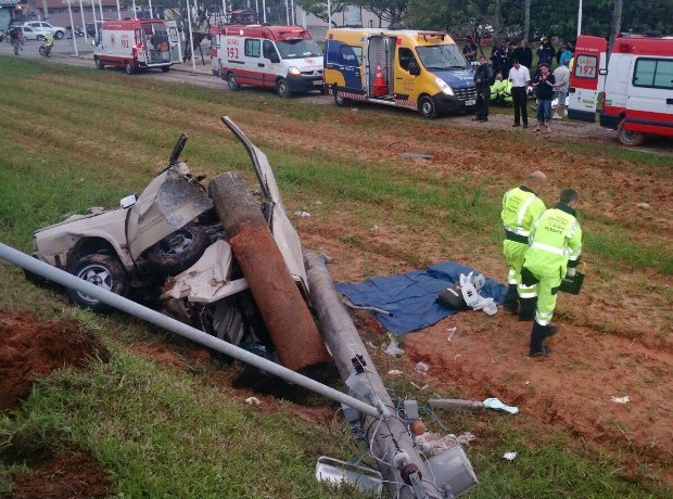 SC registra oito mortes em acidentes de trânsito neste fim de semana