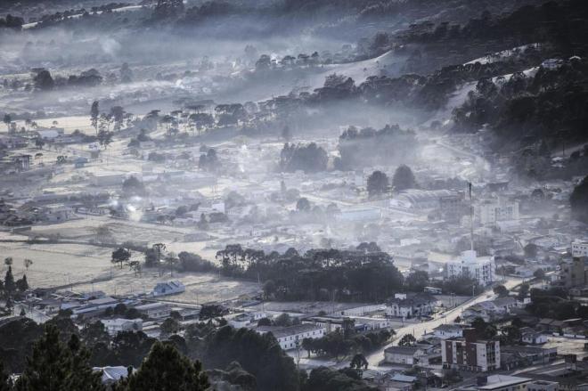 Inverno começa oficialmente nesta segunda-feira com temperaturas perto de 0º C em Santa Catarina