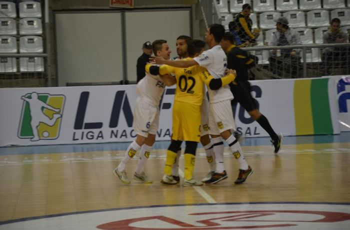 Jaraguá Futsal estreia na Copa Libertadores de Futsal contra o Kimberly
