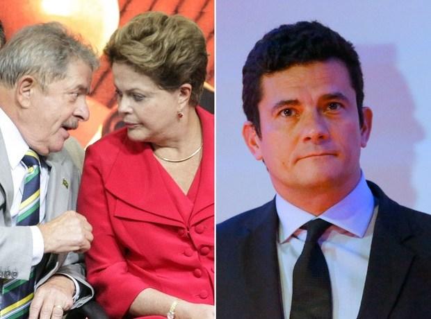 Investigação contra Lula chega ao juiz Sérgio Moro, em Curitiba