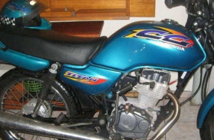 Motocicleta furtada é recuperada na Vila Nova