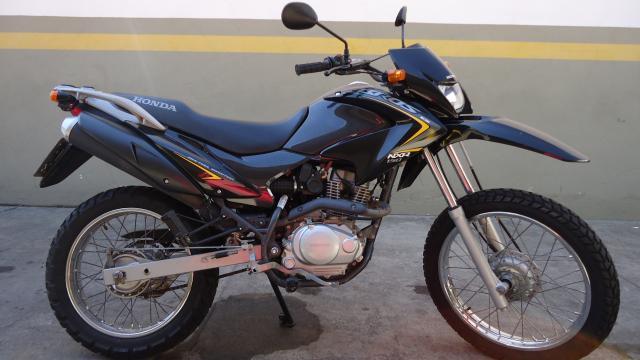 Motocicleta é furtada em faculdade em Jaraguá do Sul