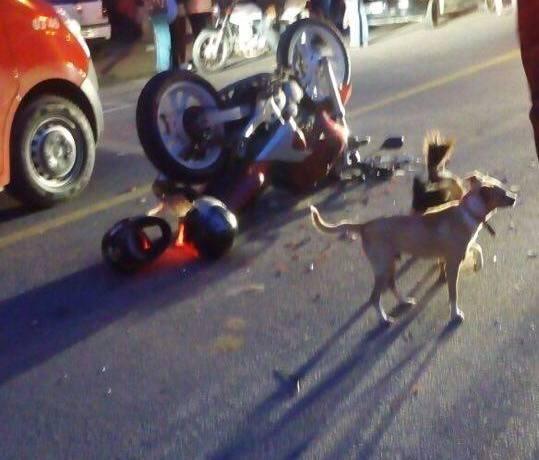 Jovem morre em acidente em Jaraguá do Sul