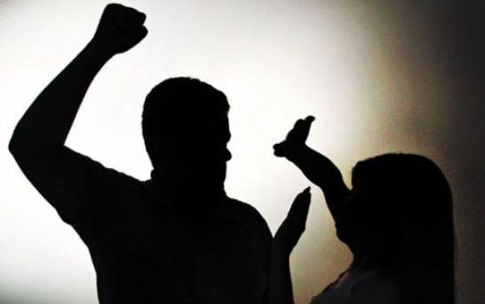 Mulher fica ferida após ser agredida por homem em Jaraguá do Sul