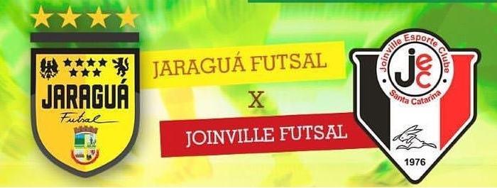 Jaraguá Futsal x JEC/Krona é adiado em respeito a tragédia com a Chapecoense