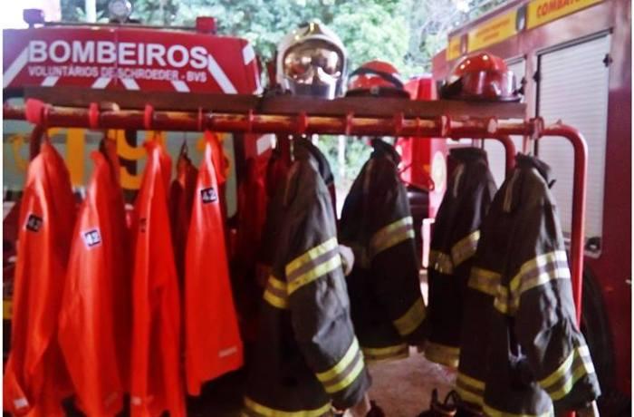 Inscrições para curso dos Bombeiros Voluntários de Schroeder encerram neste sábado