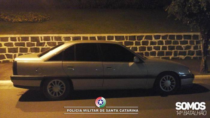 Motorista é flagrado com CNH suspensa desde 2010 em Guaramirim