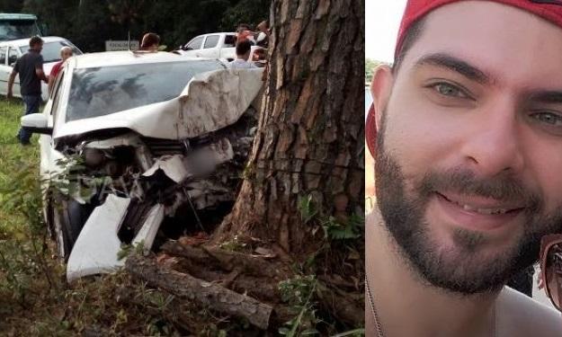 Morador de Jaraguá do Sul morre em acidente na BR-470