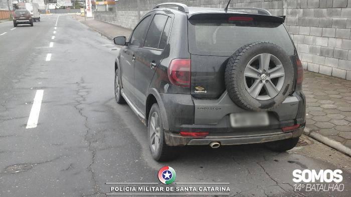 Foto: PMSC/Divulgação
