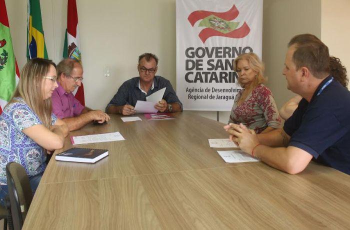 ADR de Jaraguá do Sul e Câmara de Vereadores renovam parceria para projeto Câmara.com você