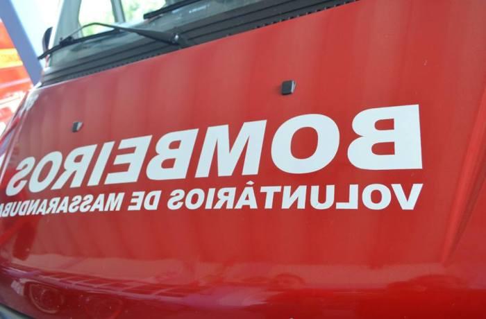 Bombeiros de Massaranduba atendem quatro acidentes no fim de semana