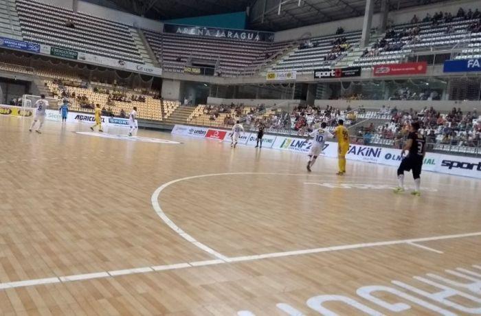 Jaraguá Futsal vai pegar o Marreco