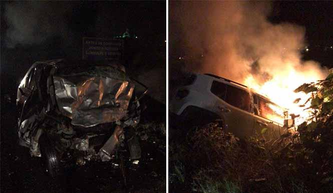 Homem morre em acidente em frente a sede dos bombeiros em Massaranduba