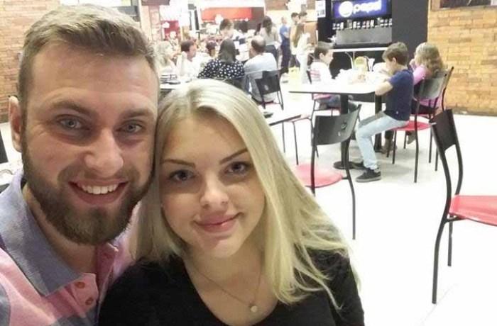 Jovem casal morre após colisão frontal entre moto e carro em Blumenau