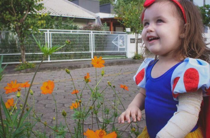 Eduarda Pereira fará uma cirurgia de retirada do câncer e do rim dia 25 de Janeiro.