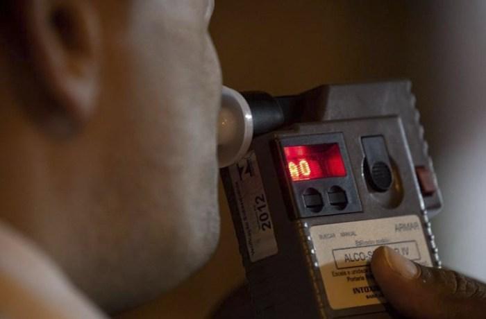 Motorista embriagado é preso em Jaraguá do Sul