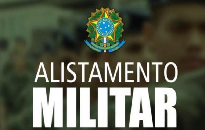 Jovens que se alistaram em 2018 devem comparecer à Junta Militar de Corupá