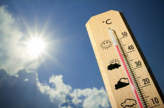Previsão é de muito calor para o fim de semana na região de Jaraguá do Sul