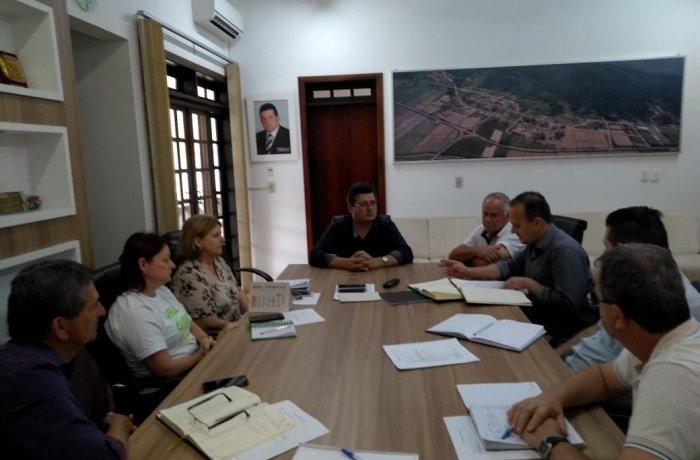 Valdir Zapellini assume a Prefeitura de Massaranduba
