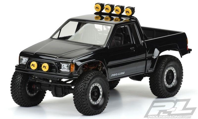 Pro-Line 1985 Toyota HiLux Scale/Trail Two-Piece R/C Body