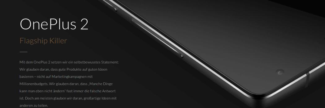 Das OnePlus 2 und VPN