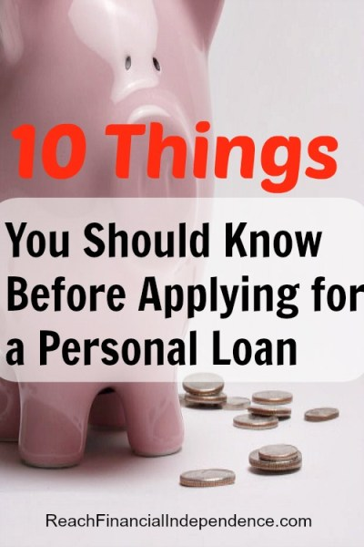 10 tips to apply for a personal loan