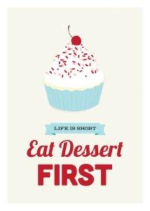 87 dessert