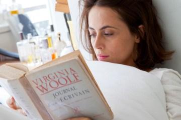 Anne Berest « Journal d'un écrivain » - Virginia Woolf « Lecture, Mon Amour » © Francesca Mantovani / Reading Wild