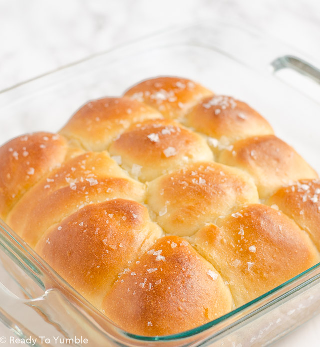 Amish Potato Rolls are the most tender, flavorful rolls you'll ever try, perfect for serving with a holiday feast. Even better, you can make the dough the day before you bake them!
