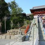初詣 鶴岡八幡宮の混雑を少しでも避けるための裏ワザ
