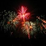 2015年 市川大門地区 神明の花火大会 穴場スポットと駐車場情報