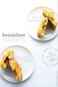 Breakfast Pockets from Real Food by Dad