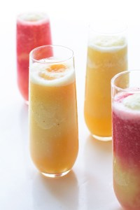 Layered Tropical Smoothies | Real Food by Dad