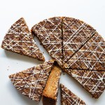 Pecan Coconut Shortbread Cookie via Bakersroyale