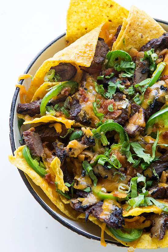 Texas Beef Nachos | Real Food by Dad