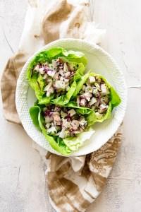 Updated Waldorf Salad via Real Food by Dad