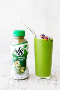 Green Smoothie via Real Food by Dad