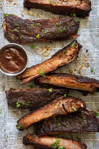 BBQ Ribs via Real Food by Dad