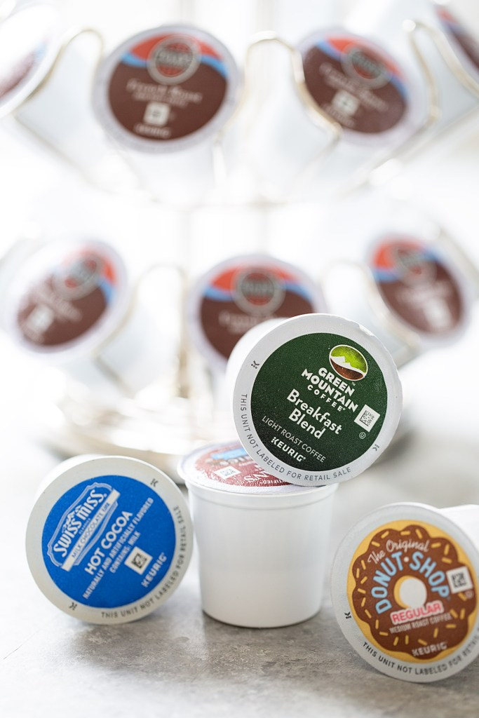 K-Cup Pods | Real Food by Dad