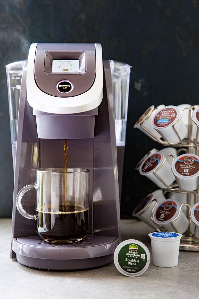 Keurig K250 Coffee Maker | Real Food by Dad