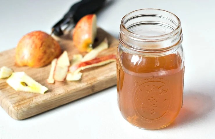 Homemade Apple Cider Vinegar