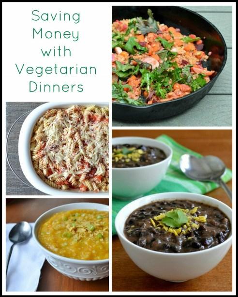vegetarian dinners collage rfrd