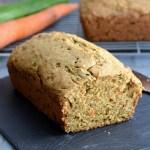 carrot zucchini bread 300