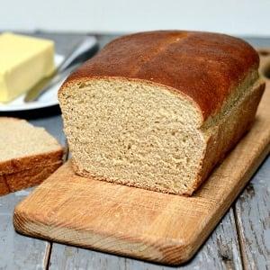 Soft Whole Wheat Bread Recipe
