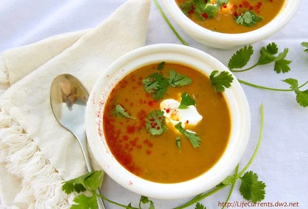 Mexican White Bean Soup recipe