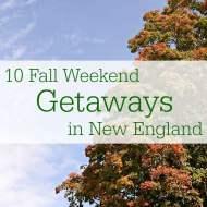 Weekend Getaways in New England