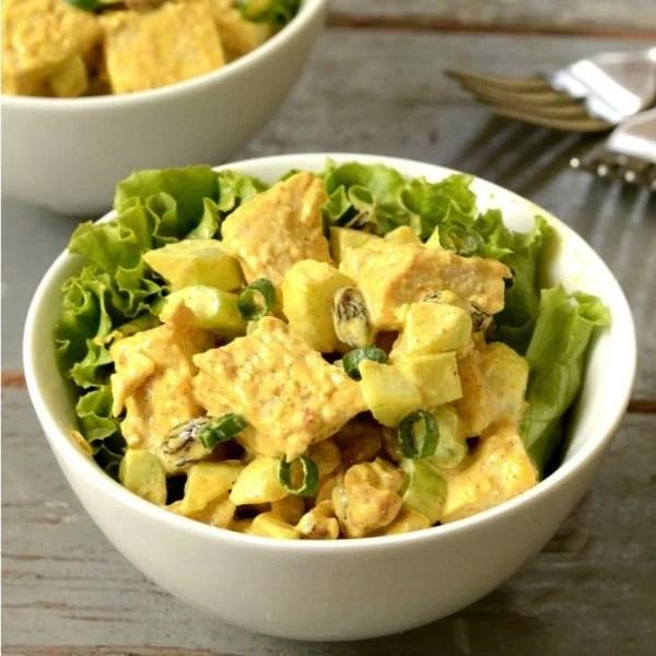 healthy-meals-curry-chicken-salad